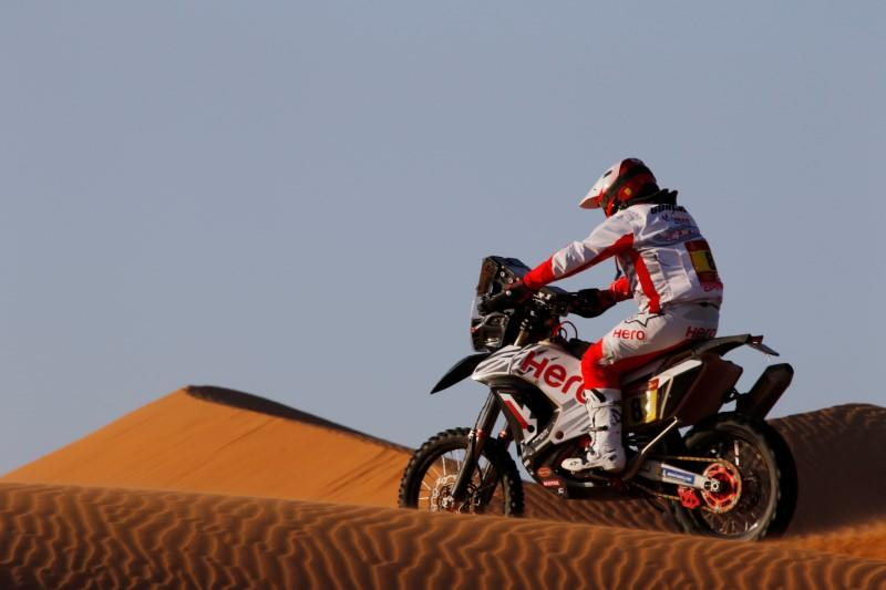 Rallying: Portuguese Goncalves dies after crash in Dakar Rally
