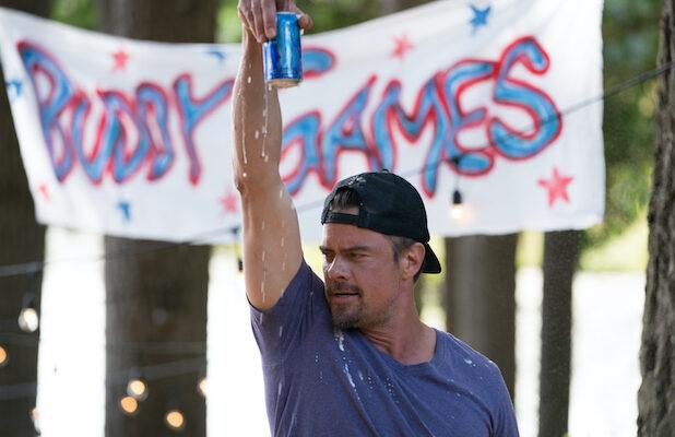 Josh Duhamel's Directorial Debut 'Buddy Games' Acquired by Saban Films