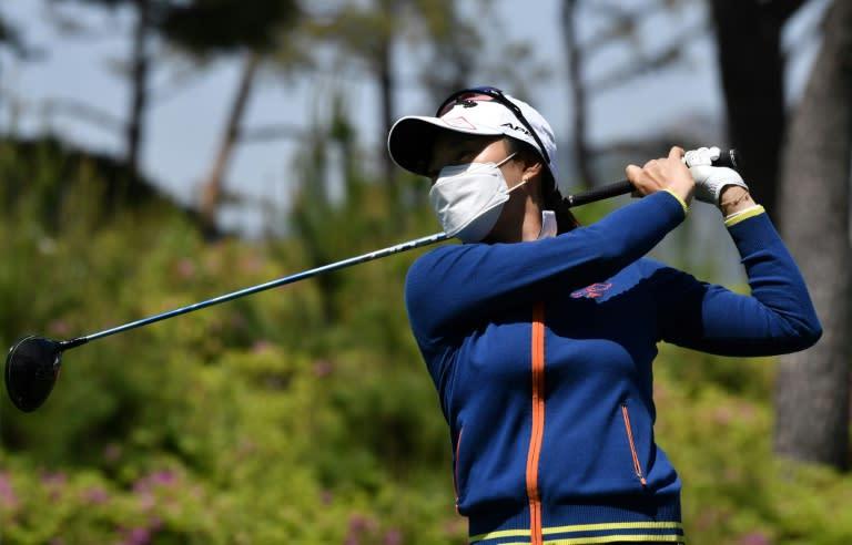 South Korea women's golf tour resumes Thursday with no fans