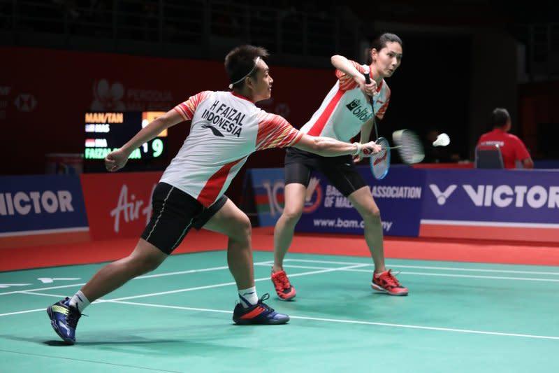 Hafiz/Gloria waspadai Lee/Yang di perempat final Malaysia Masters