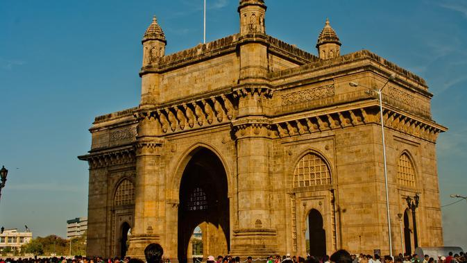 Gerbang India Mumbai India (Foto: PDPics/pixabay.com)