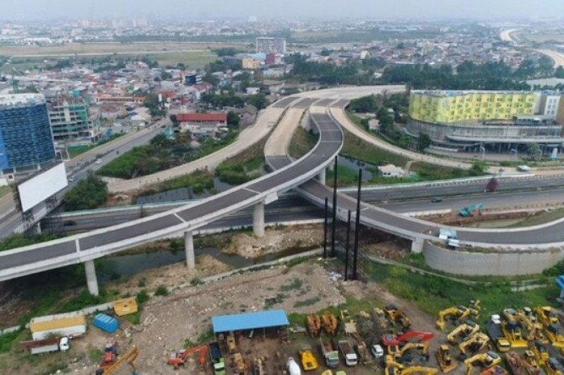 PUPR sebut progres konstruksi Tol Cengkareng-Kunciran 86,46 persen