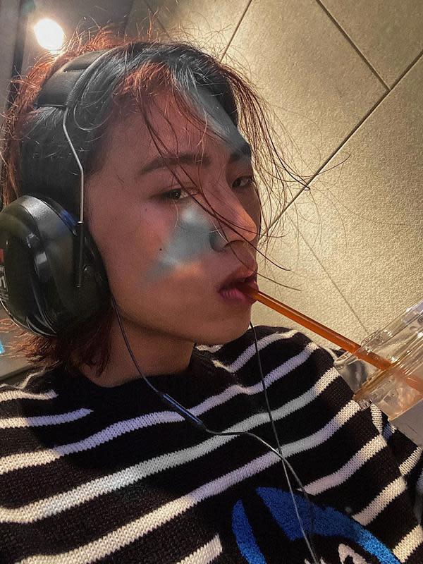 DPR Live Rapper Korea Selatan (Sumber: Instagram//dprlive/)