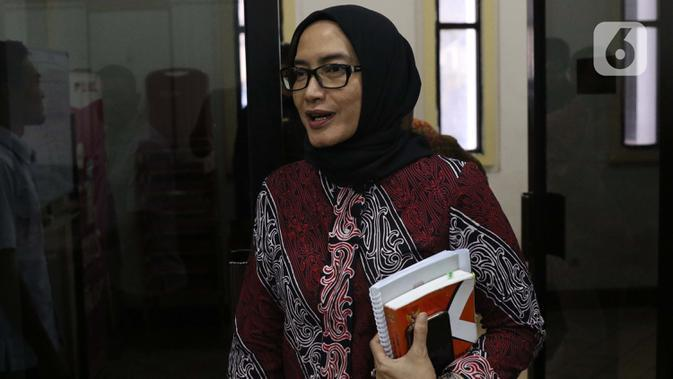Jokowi Tak Banding, Evi Novida Harap Statusnya di KPU Segera Dipulihkan