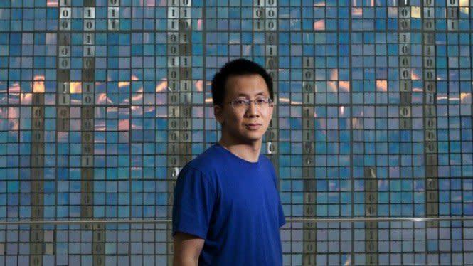 Pendiri TikTok Pernah Kerja di Startup dan Bangkrut