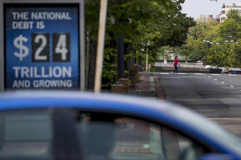 AP Explains The National Debt