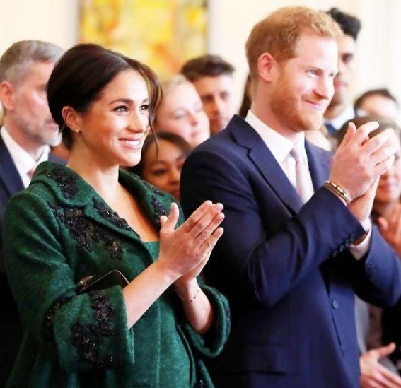 Meghan Markle and Prince Harry have welcomed a baby boy. Source: Instagram