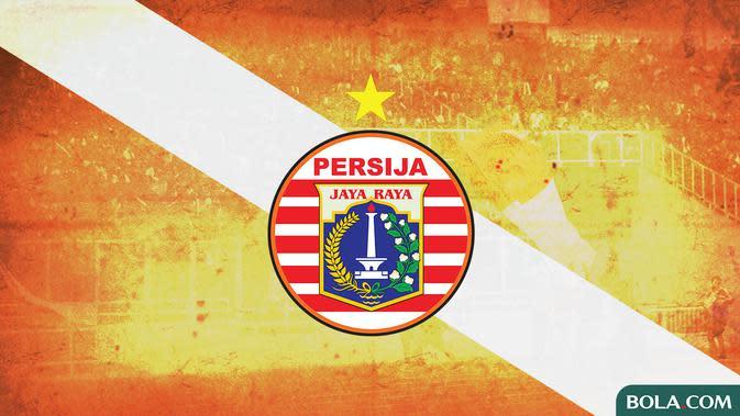 Persija Jakarta Logo (Bola.com/Adreanus Titus)