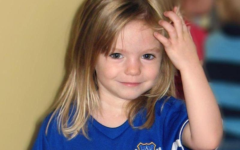 Police reviewing unsolved child murders looking for links to prime suspect in Madeleine McCann case