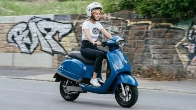 Top3 Berita Hari Ini: Skuter Listrik Baru Asal Jerman dan Skutik Bongsor Pesaing Yamaha XMax