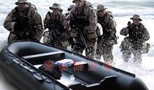 諜影重重!橡皮艇橫越「台灣海峽」偷渡再一樁 中國男攜帶16顆「豬肉水餃」被捕