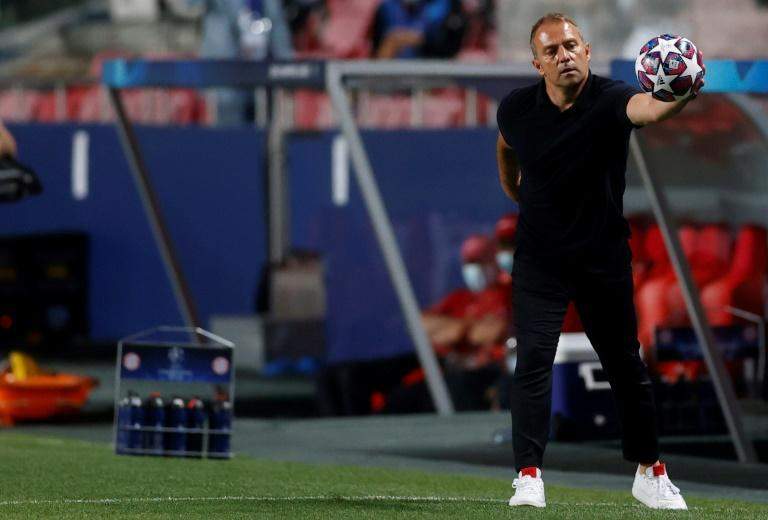 Flick's 10-month path from interim Bayern coach to Champions League triumph