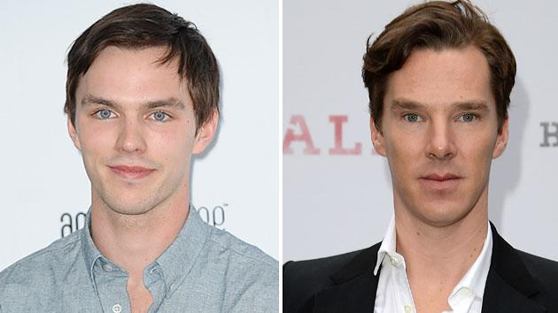 Nicholas Hoult and Benedict Cumberbatch are the movie stars to watch in 2013