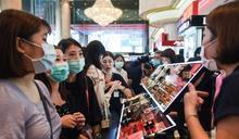 百貨化妝品節為母親節檔期打前哨戰