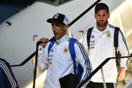 Angel Di Maria and Lionel Messi will be crucial to Argentina's success in Russia