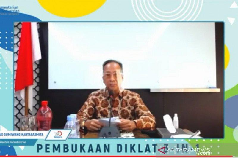 Menperin resmikan Festival Virtual Bangga Mesin Buatan Indonesia
