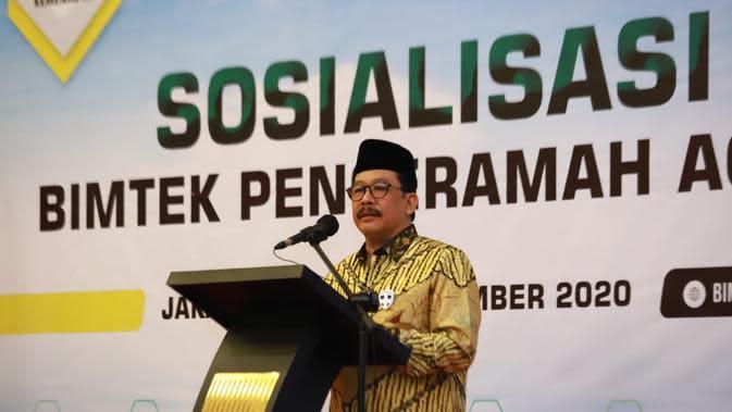 Buka MTQ di Riau, Wamenag Zainut Pesankan Toleransi Kebangsaan