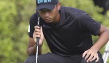 高爾夫》三商名人賽第三天,王偉軒領先三桿