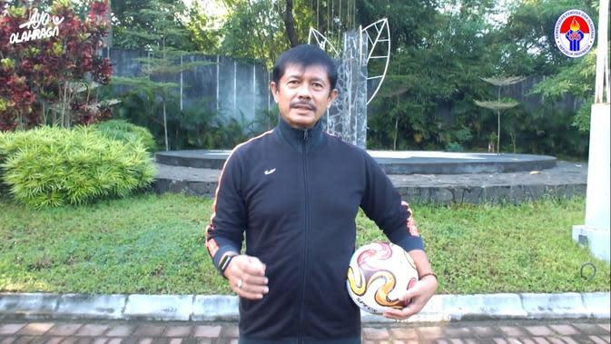 Gandeng Indra Sjafri, Kemenpora Gelar Pelatihan Virtual Sepak Bola