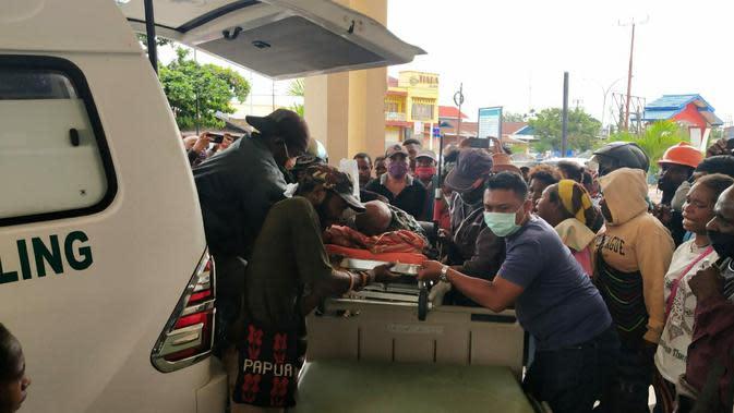 Tim Gabungan Datangi 3 Lokasi Penembakan KKB di Intan Jaya