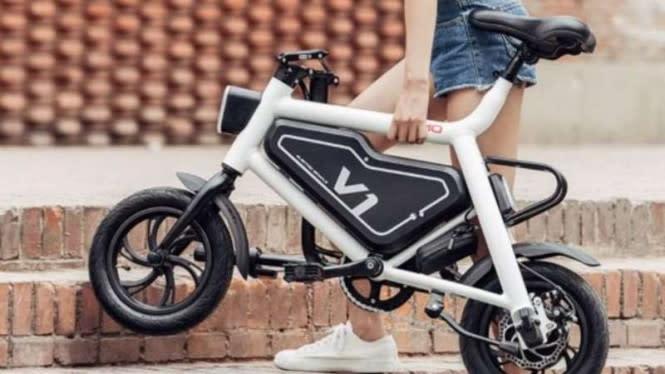 Sepeda Listrik dan Otoped Kini Dipayungi Hukum