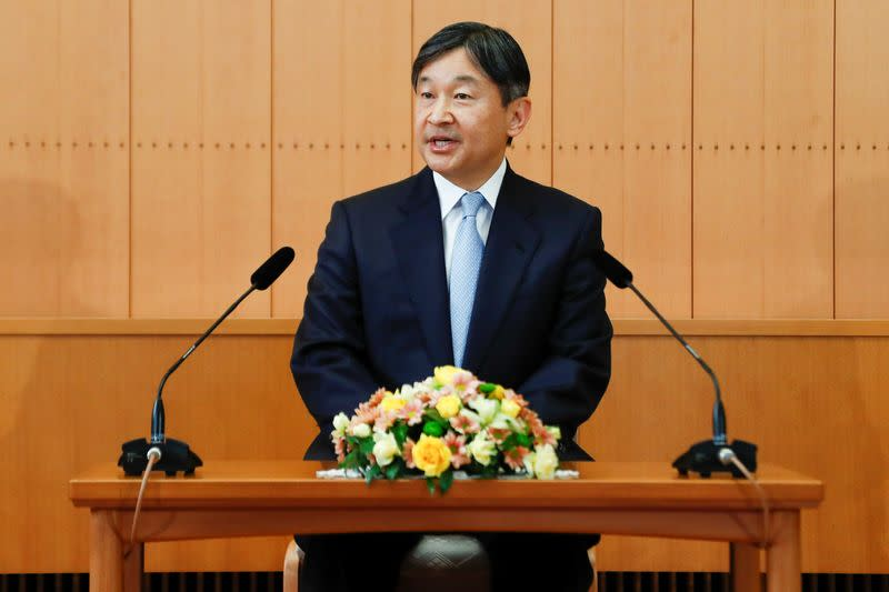 Japan Emperor Naruhito expresses 'deep remorse' over country's wartime past