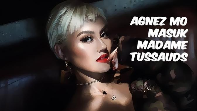 VIDEO TOP 3: Agnez Mo Masuk Madame Tussauds