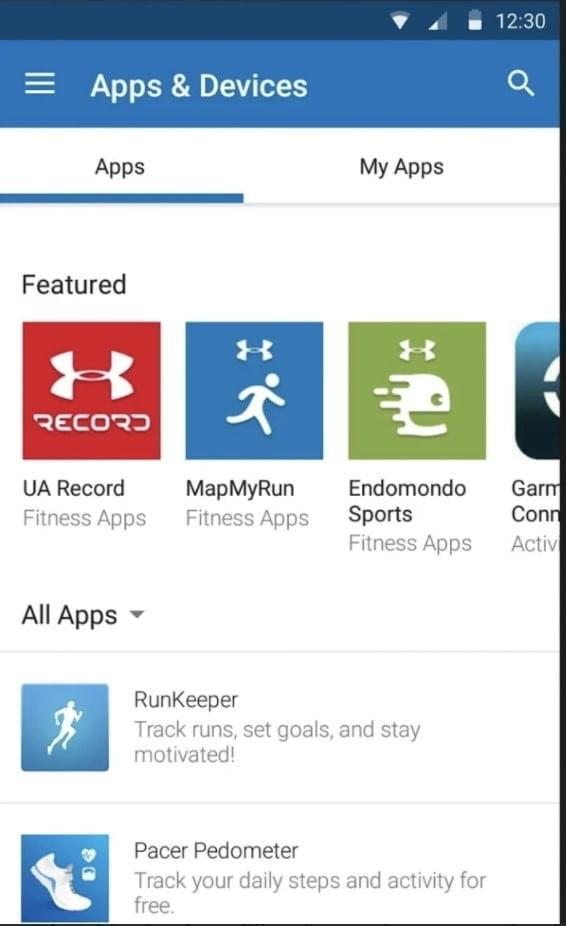 best free workout apps for ios and android my fitness pal app2