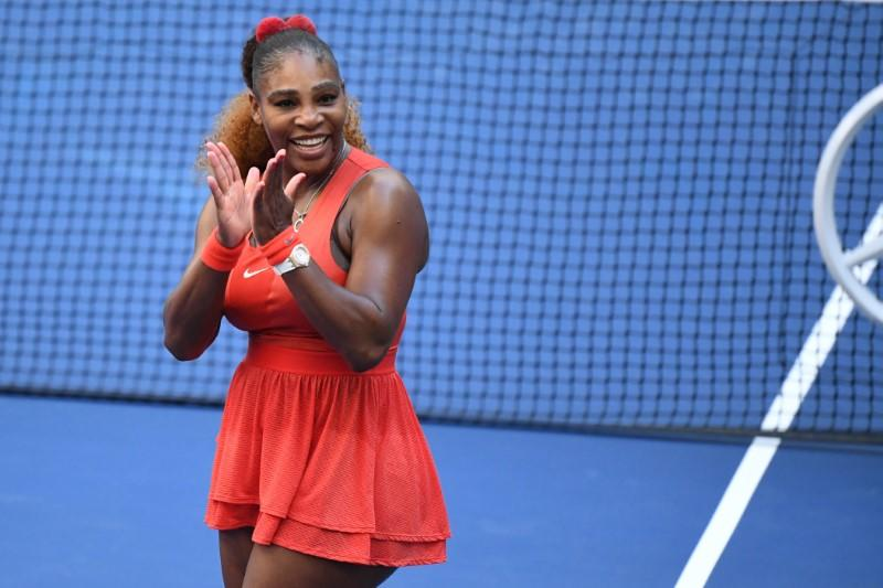 Williams still learning to live with 'Serena' target