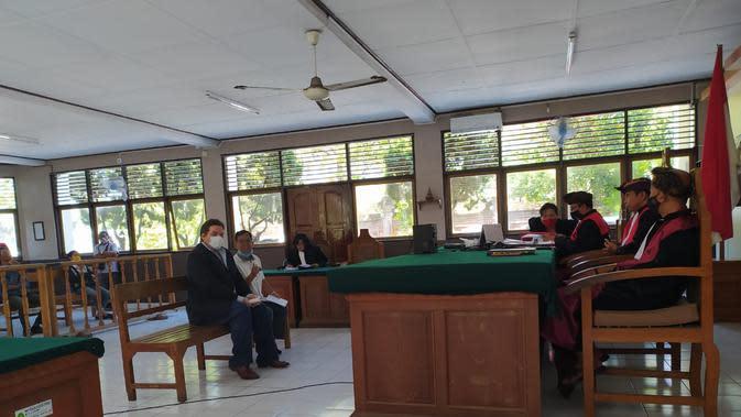 Aniaya Karyawan, Bule Pemilik Vila di Bali Dituntut 10 bulan Pejara