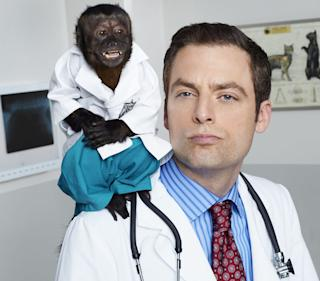 Is 'Animal Practice' fall TV's first fail?