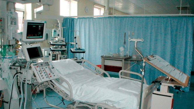 Ruang ICU Pasien Corona di RSUD Cengkareng Penuh, Sisa 2 Tempat Tidur
