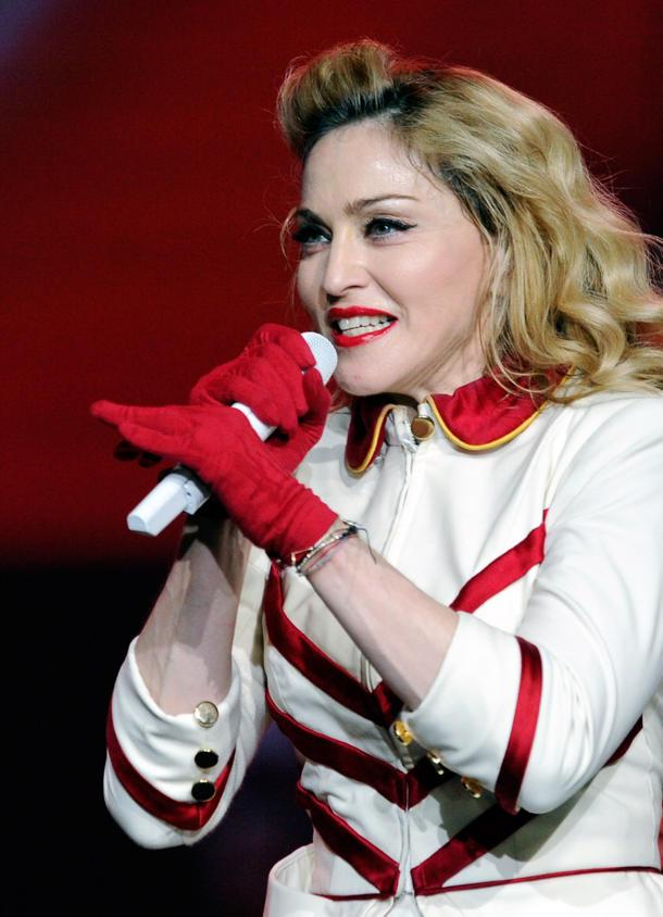 Madonna Upsets Denver Fans With Gunplay On Stage