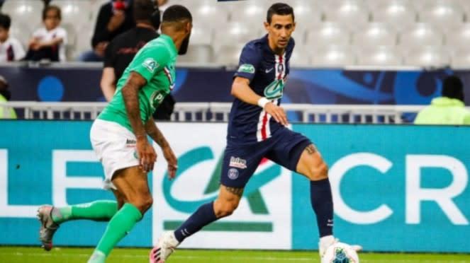 Duel final Coupe de France 2019/2020 antara PSG vs Saint-Etienne