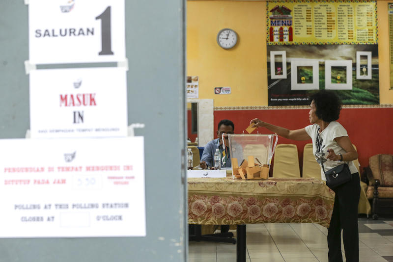 The Cameron Highlands by-election is scheduled to take place on January 26. — Picture by Azneal Ishak