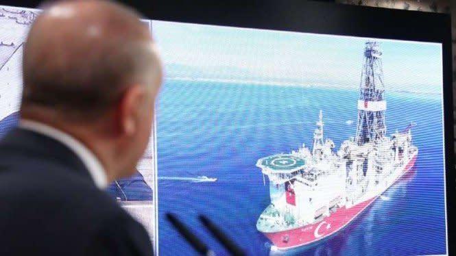 Erdogan Umumkan Temuan Sumber Gas Terbesar Sepanjang Sejarah