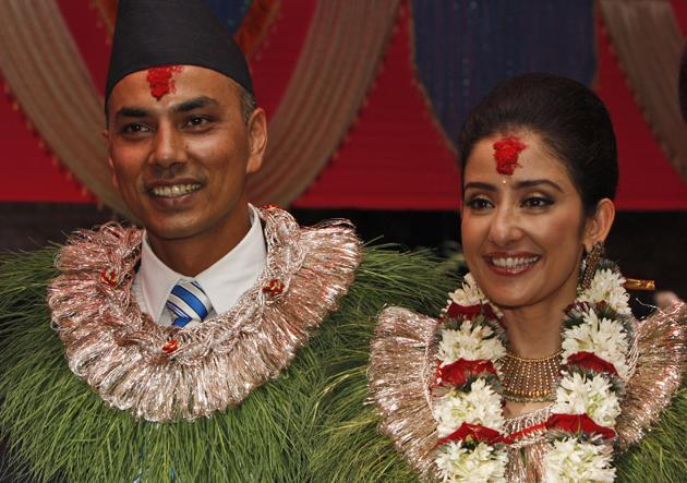 Manisha ends marriage