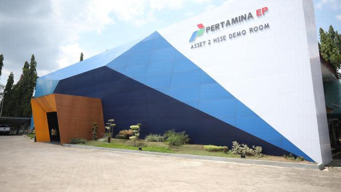 Demo Room di kompleks Pertamina EP Asset 2 Prabumulih, Sumatera Selatan. (Pertamina/Arie Pujianto)