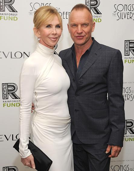 The Revlon Concert For The Rainforest Fund - Songs From The Silver Screen - Auction Arrivals