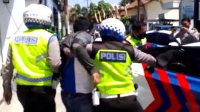 Bekuk Pelaku Curanmor, Polisi Sempat Kejar-kejaran seperti di Film