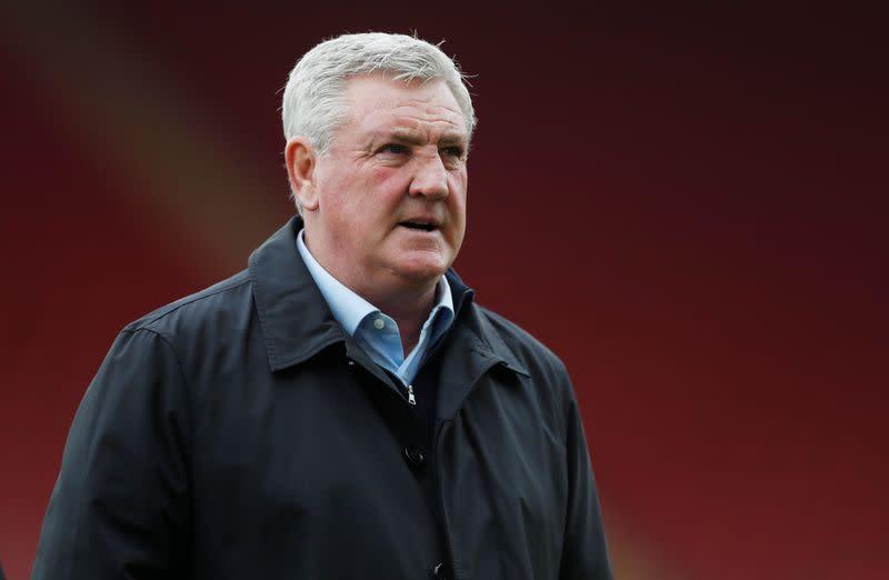 Premier League players won't be fit until late June - Bruce