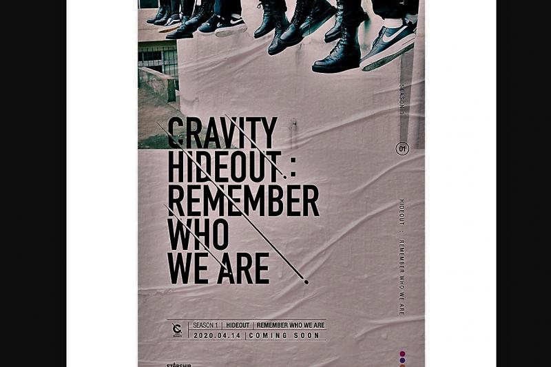 CRAVITY, grup idola baru Starship akan debut bulan depan