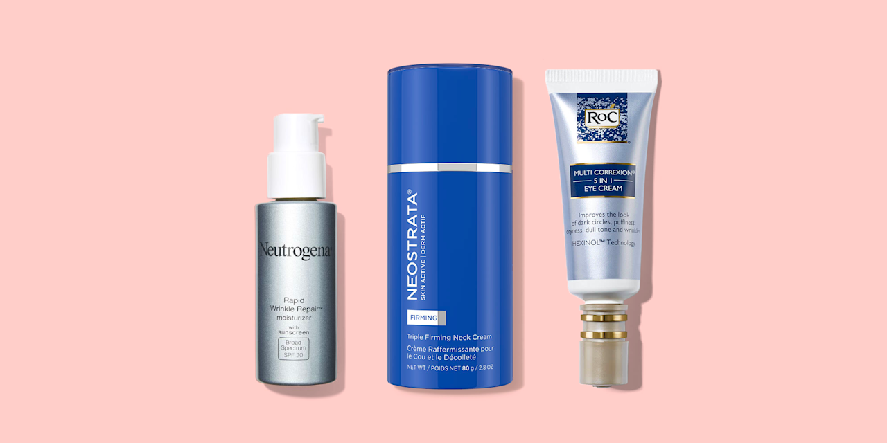 """<p>No matter how old you are, you might think<em> wrinkle cream</em> sounds like something for your grandmother. But the truth is, the earlier you start taking care of your skin, the better! This means incorporating anti-aging products into your <a href=""""https://www.goodhousekeeping.com/beauty/anti-aging/a22850819/best-skincare-routine/"""" target=""""_blank"""">skincare routine</a>, <a href=""""https://www.goodhousekeeping.com/health/diet-nutrition/a46956/how-much-water-should-i-drink/"""" target=""""_blank"""">drinking enough water</a>, <a href=""""https://www.goodhousekeeping.com/health/diet-nutrition/g1191/foods-for-younger-skin/"""" target=""""_blank"""">eating right</a>, and staying out of the sun, whether you're in your 30s or are 70+. There are so many products out there (that promise so many things), it can be seriously overwhelming. </p><p>That's why the <a href=""""https://www.goodhousekeeping.com/institute/about-the-institute/"""" target=""""_blank"""">Good Housekeeping Institute</a> <a href=""""https://www.goodhousekeeping.com/beauty-products/videos/a36899/inside-the-good-housekeeping-beauty-lab/"""" target=""""_blank"""">Beauty Lab</a> experts are here to cut through the clutter. The Beauty Lab has decades of history testing anti-aging <a href=""""https://www.goodhousekeeping.com/beauty/anti-aging/g28135730/best-skincare-products/"""" target=""""_blank"""">skincare products</a>, from<a href=""""https://www.goodhousekeeping.com/beauty-products/g4083/best-anti-aging-serums/"""" target=""""_blank""""> serums</a> to <a href=""""https://www.goodhousekeeping.com/beauty-products/reviews/g5014/best-face-moisturizer/"""" target=""""_blank"""">moisturizers</a>, eye <a href=""""https://www.goodhousekeeping.com/beauty/anti-aging/g26858923/best-eye-creams/"""" target=""""_blank"""">treatments</a>, and more. Beauty Lab scientists first label-mask the products, which are then distributed to testers around the country, who use them as part of their skincare routine for a set time period. The consumer testers report their feedback on product performance, benefits on the l"""