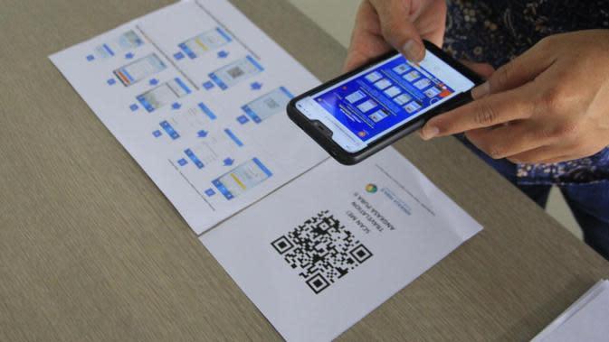 AP II Uji Coba Pengecekan Dokumen Calon Penumpang Secara Digital Hari Ini