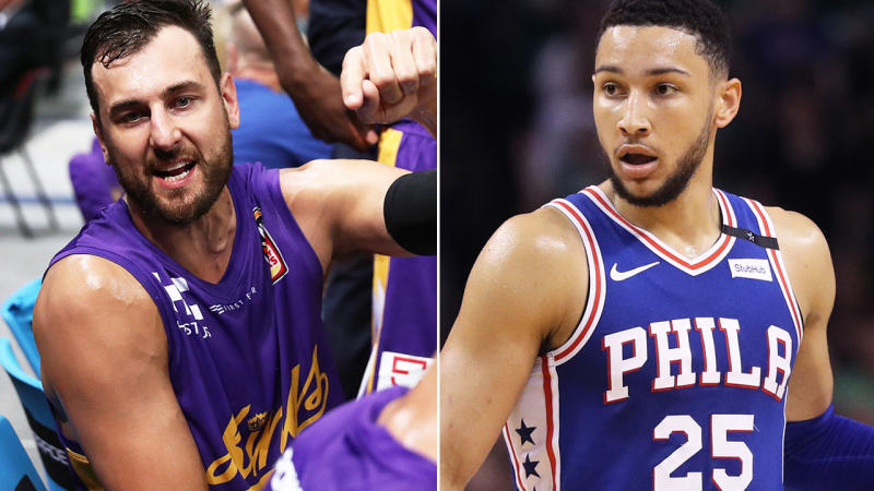 Andrew Bogut linked to shock team-up with Ben Simmons