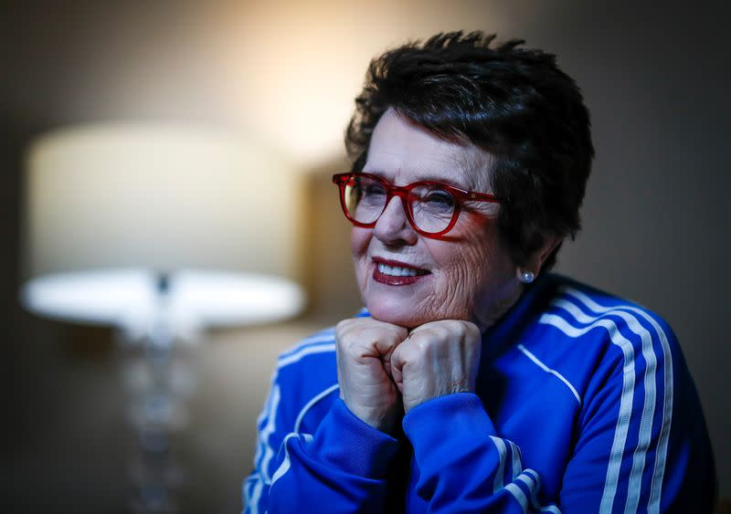 Fed Cup to be re-named Billie Jean King Cup