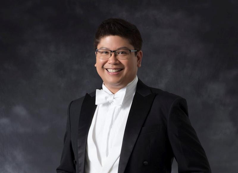 Malaysian Philharmonic Orchestra's resident conductor Gerard Salonga is set to lead the 'Raiders of the Lost Ark' concerts. — Picture courtesy of Malaysian Philharmonic Orchestra