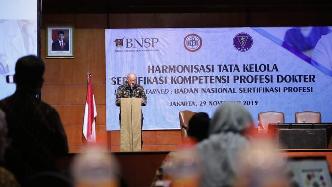 Langkah Strategis BNSP Berkolaborasi Dengan Stakeholder