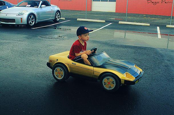 Start 'em young: Flickr photo of the day