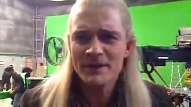 Video: Another Awesome Meta-Spoof From Orlando Bloom